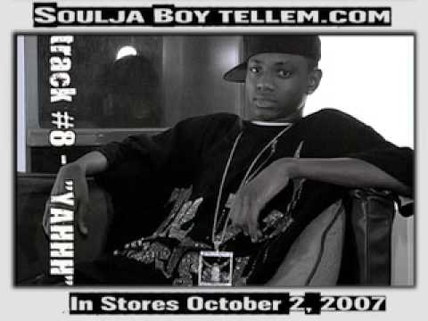 Soulja Boy Tellem - Countdown To Takeover - Yahhh
