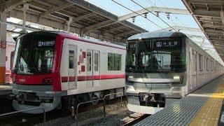 日比谷線直通車両期待の新鋭 東京メトロ13000系&東武70000系