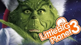 CHRISTMAS SPECIAL!   Little Big Planet 3 Multiplayer (89)