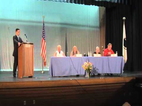 PART 3 - Democratic Debate for the Mass. 2nd Franklin District - Aug. 1, 2012 - Templeton, MA