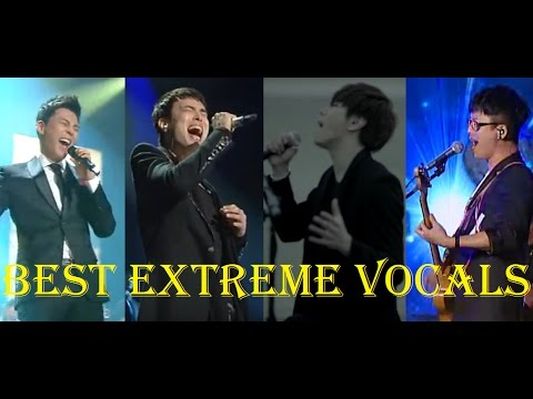 Best Extreme Vocals - Male Korean Singers - YouTube