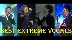 Best Extreme Vocals - Male Korean Singers