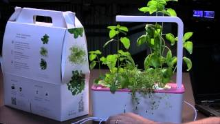 Aaron Newcomb reviews the Click and Grow Smart Herb Garden. For the...