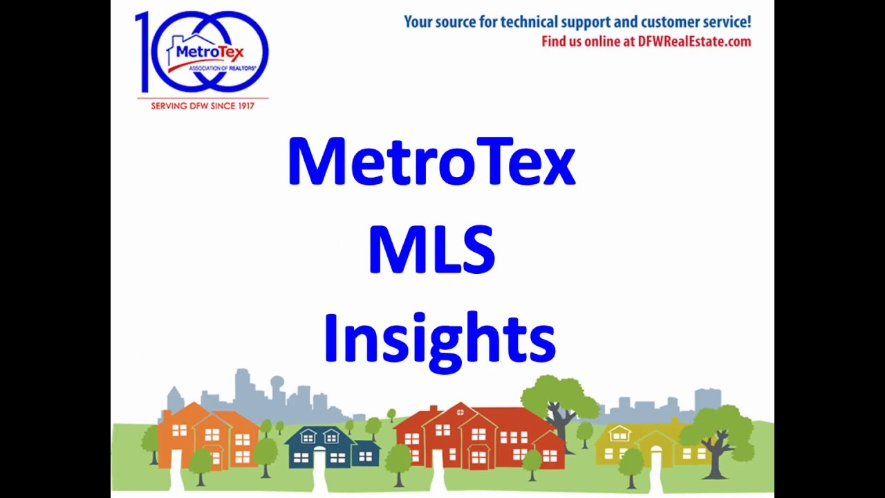 MLS Support | DFW Real Estate