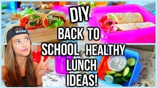 BACK TO SCHOOL Healthy Lunch & Breakfast Ideas! | Tatiana Boyd