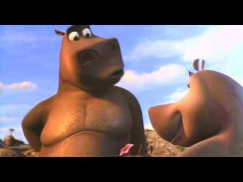 Лев и бегемот мультфильм