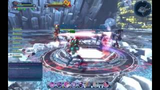 DC Universe Online - Fortress of Solitude Sunstone Matrix - Medic feat / Sniper Feat
