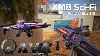 Video [AVA] XM8 Sci-Fi : Fortune Star S.15 - 아바온라인 포춘 고등어 / 포등어 (Alliance of Valiant Arms) download MP3, 3GP, MP4, WEBM, AVI, FLV Juli 2018