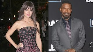 Jamie Foxx and Katie Holmes are Going Strong | Splash News TV
