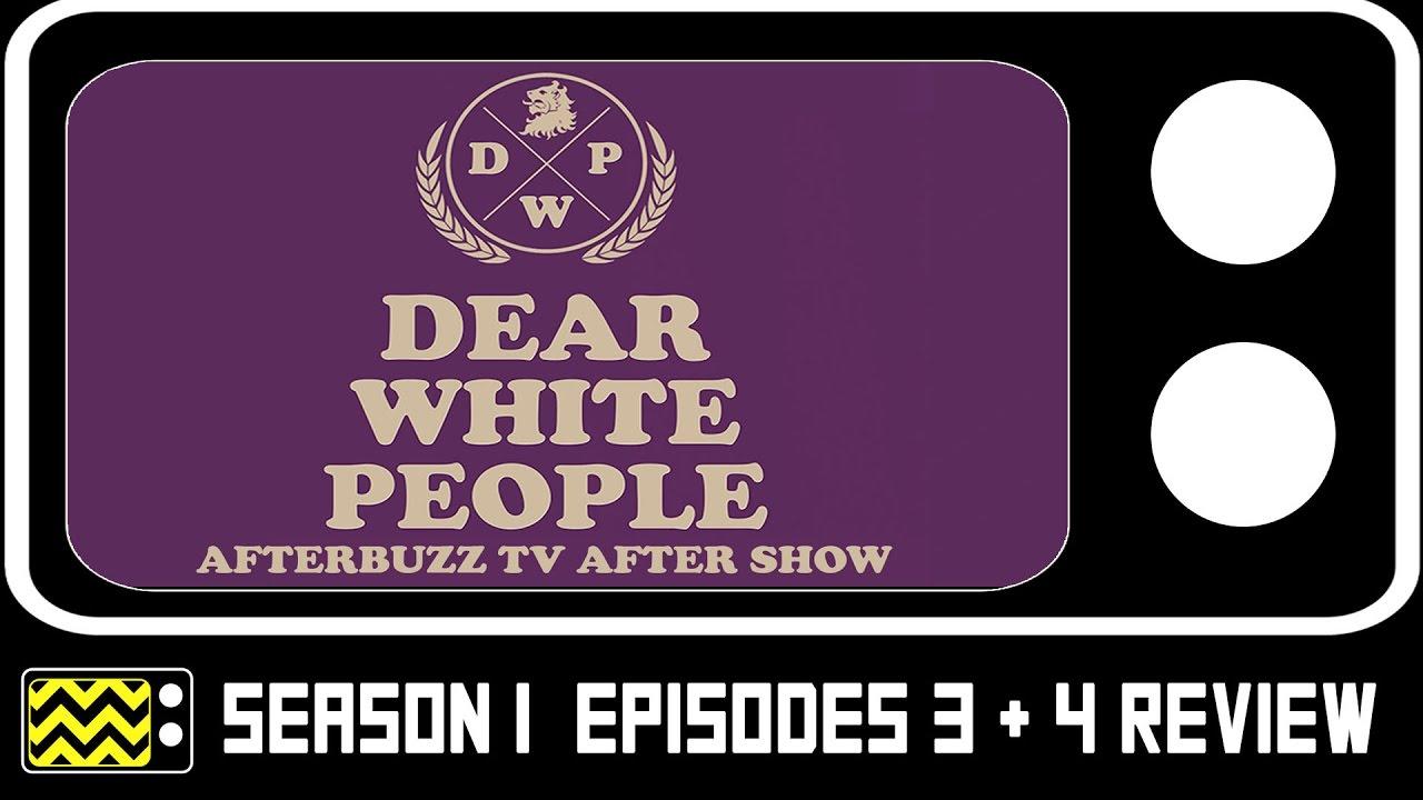 Download Dear White People Season 1 Episodes 3 & 4 Review w/ Ashley Blaine | AfterBuzz TV