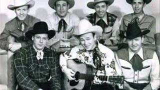 Roy Rogers & Sons of The Pioneers, A Swiss Yodel