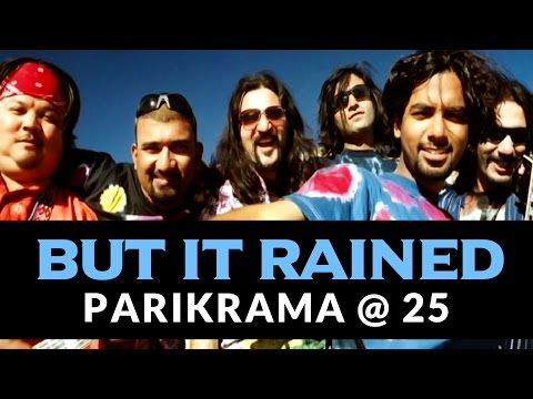 But It Rained Official Lyric Video | Parikrama |2016 | 25 years Special