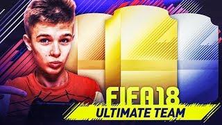DOSTAŁEM BANA?! & NAGRODY ZA FUT CHAMPIONS! | FIFA 18 ULTIMATE TEAM [#17]