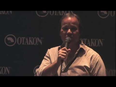 Otakon 2011:  Tony Oliver Power Rangers Panel:  Part 1