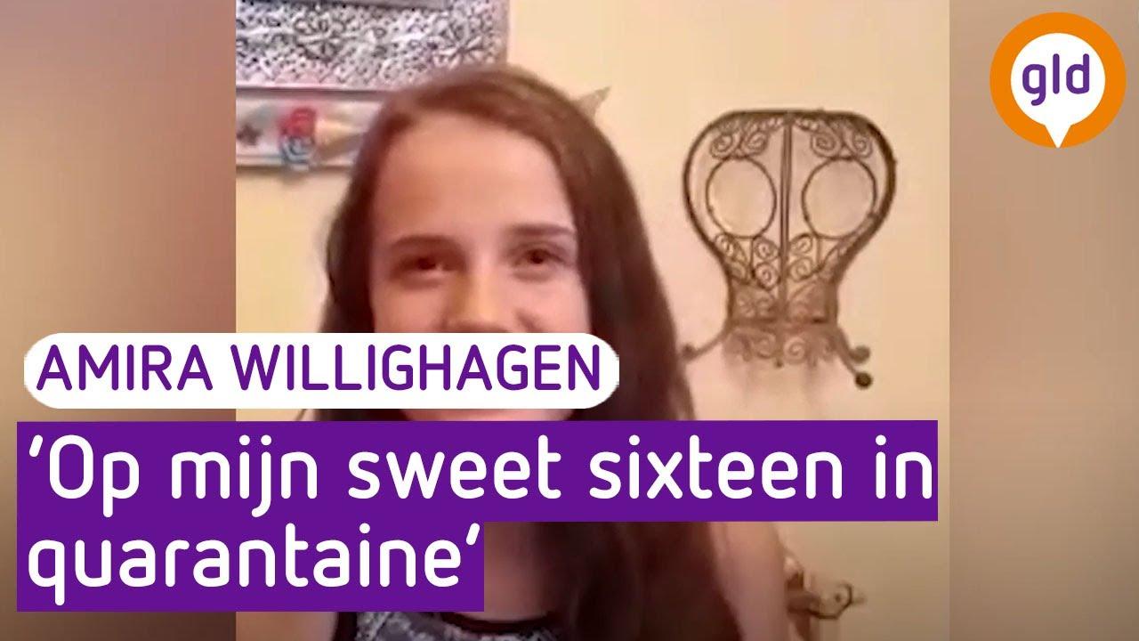 Geen groot feest voor Sweet Sixteen Amira - YouTube