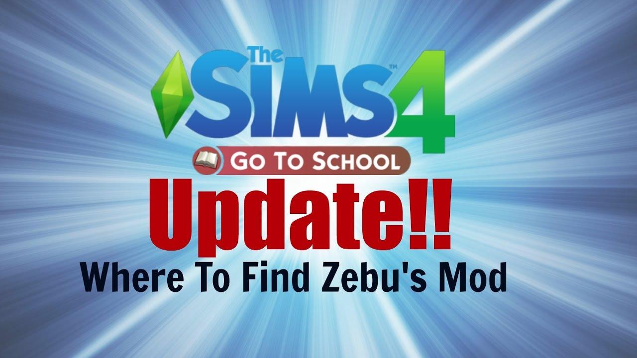 <span><b class=sec>Mod</b> The Sims - I'd like to <b class=sec>update</b> <b class=sec>Zerbu</b>'s <b class=sec>Go</b> to <b class=sec>School</b> Mod to…</span>