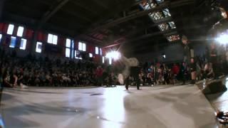 Minigun vs. Flea Rock | Adidas Originals Rocks the Floor 2012 | WWW.BREAK.PL