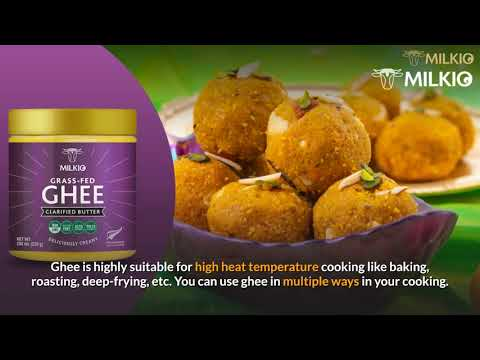 Ghee wiki provides pure information about ghee usage and benefits