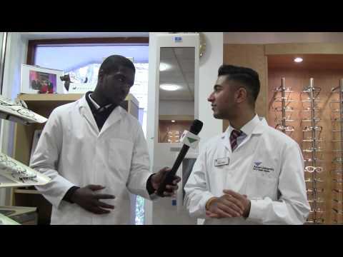 Optometry at Aston University