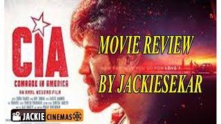 Comrade In America  Movie Review  Jackiesekar   Dulquer Salmaan