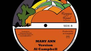 Al Campbell - Gone Down The Drain (Extented) / Mary Ann + Version