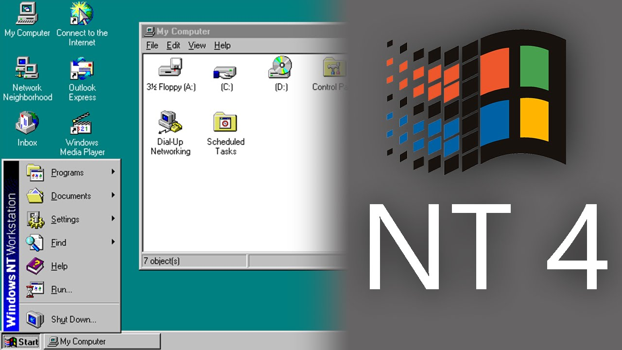 windows nt advantages and disadvantages