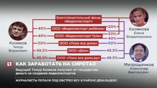 Тимур Кизяков получает от государства деньги на создание видеопаспортов