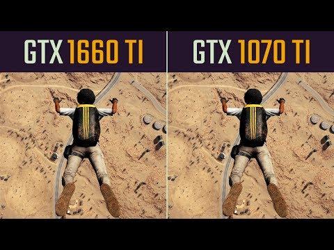 GTX 1660 Ti Vs. GTX 1070 Ti Test In 8 Games