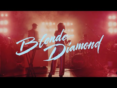 Blonde Diamond | Easy Nothing (Live Performance Music Video)