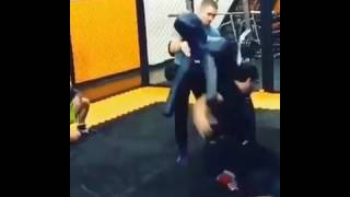 Boneco Para Sparring Jiu Jistsu MMA Luta Olimpica Judô Thunder Fight