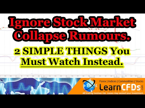 Stock Market Crash 2017 – I'll Show You How to Spot 2 Simple Warning Signals