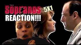 """The Sopranos S5 E1 """"Two Tonys"""" - REACTION!!!"""