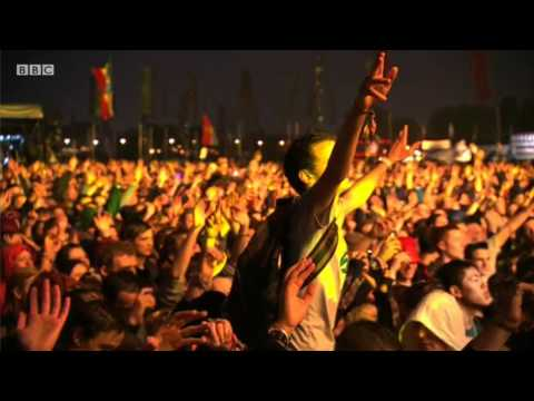 Chase & Status perform Blind Faith at Glastonbury 2011