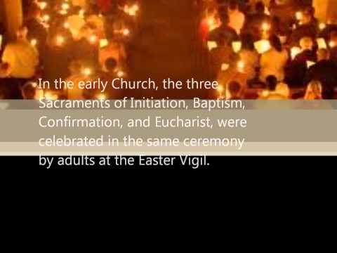 Catholic Church teaching of Confirmation