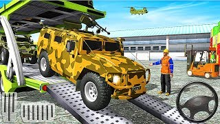 Army Cars Transport Simulator 2019 - Best Android GamePlay