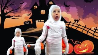 ХЭЛЛОУИН. Halloween party. Детский канал Расти вместе с нами.