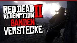 Red Dead Redemption 2 - Bandenverstecke   Guide