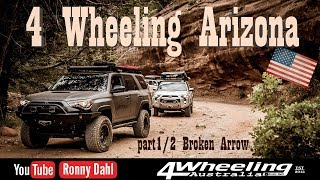 4 Wheeling Arizona USA, part 1/2 Broken Arrow