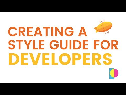 Zeplin Demo: Creating A Style Guide (for Developers) (Video)