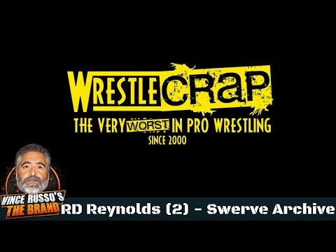 RD Reynolds Shoot Interview w/ Vince Russo - Swerve Archive (2nd app.)