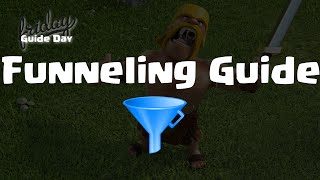 Clash of Clans Guide: How to Funnel Your Troops