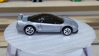 Acura NSX HW Factory Fresh 6/10 | Hero Cars 2018 - Unboxing & Review