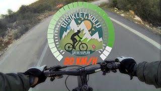 Yokuş Aşağı Bisiklet Sürmek 3 / MTB ile 80 km/h