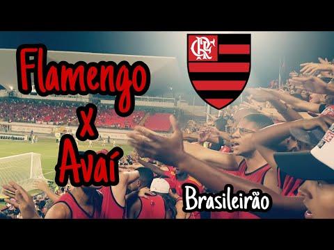 Flamengo x Avaí (Ilha)