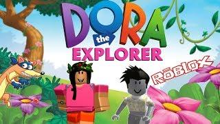 DORA EL EXPLORADOR (ROBLOX)