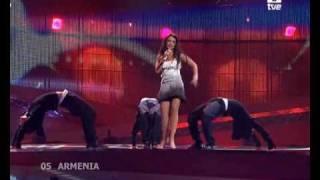 Sirusho - Qele qele (Armenia Eurovision 2008 1st Semi Final)