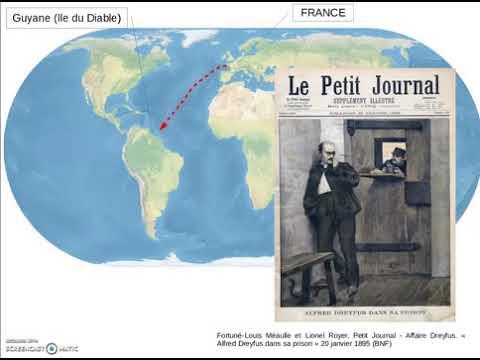 L'Affaire Dreyfus 1894-1906