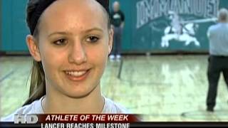 Abbie Hein Basketball - WEAU Athlete of the Week