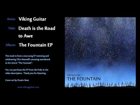 Death is the Road to Awe Remix  Viking Guitar