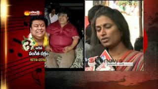 Singer Kousalya gets Emotional on Chakri Death